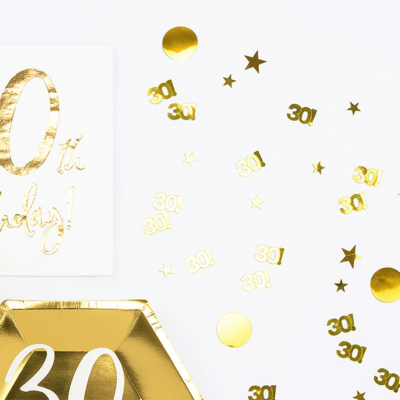 Stone konfete - Broj 30