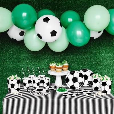 Dekoracija za žurku Fudbal- 60 kom